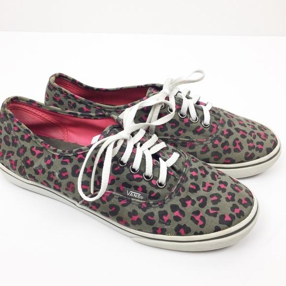b043aaa0bb Grey and Pink Cheetah Print Vans Size 7. Vans. M 5c8c0e83a5d7c6b6a228ef86.  M 5c8c0e85aa57193bc4df4fea. M 5c8c0e86de6f62b3a7af4787